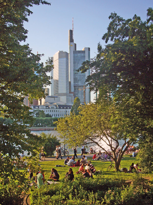 Frankfurt: Grüne Global City