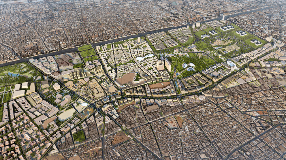 Action Area Plan for Transit Oriented Development (T O D