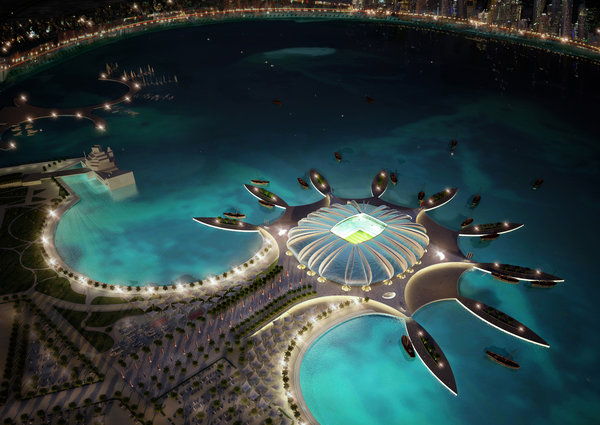 Doha Port Stadion