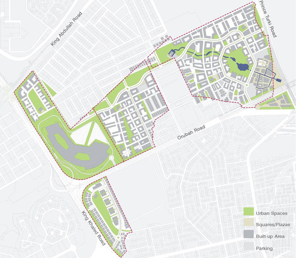 Orubah Road Masterplan